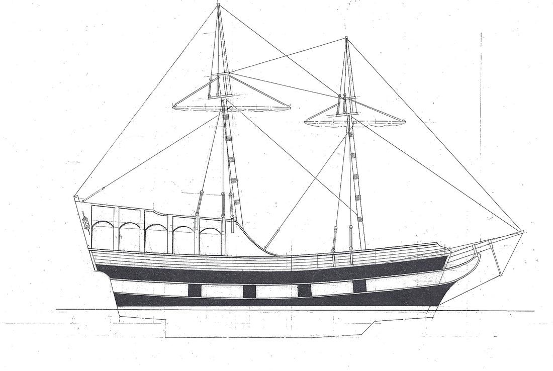 Small Pirate ship - Daniel J. Avoures and ociates, Inc.Naval ...